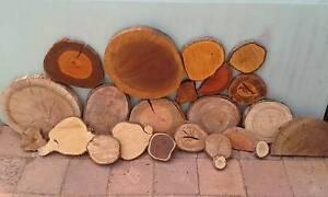 Log slices Wood slices Cake stands Embleton Bayswater Area Preview