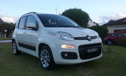 2013 Fiat Panda Lounge