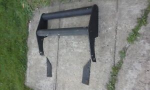Police front push bars