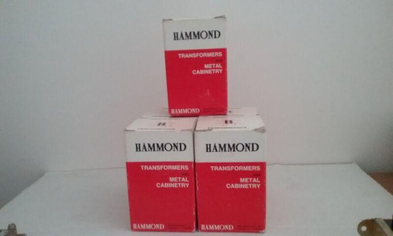 HAMMOND 117F8 Transformers Lot Of 5