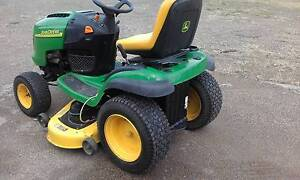 rideon mower Branxton Singleton Area Preview