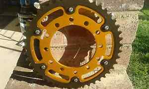 Supersprox R1 / Fz1 R6 rear 530 sprocket 45t Heckenberg Liverpool Area Preview