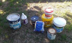Up for sale is a collection of Paint and fillers bargain Wyreema Toowoomba Surrounds Preview