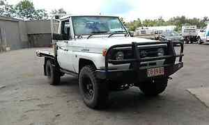 75 series land cruiser diesel Bayview Darwin City Preview