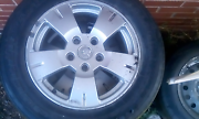 Vy commodore rims Gisborne Macedon Ranges Preview