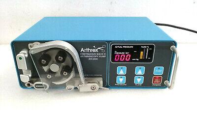Arthrex Ar-6400 Continuous Wave Ii Arthroscopy Pump Endoscopy Tested For Power