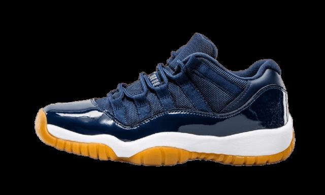 Jordan 11 Blue Sneakers