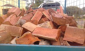 Jarrah firewood for sale premium quality Kardinya Melville Area Preview
