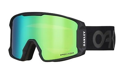 48e38589d61 Oakley Line Miner Factory Pilot Blackout Prizm Snow Jade Snow Goggle  OO7070-03
