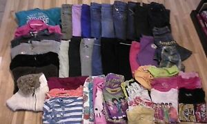 Girls clothing size 10-12
