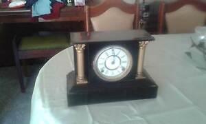 Antique Ansonia Mantle Clock Lismore Corangamite Area Preview