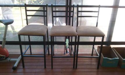 Bar stools. Towradgi Wollongong Area Preview