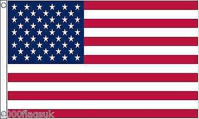 USA United States of America 5'x3' Flag