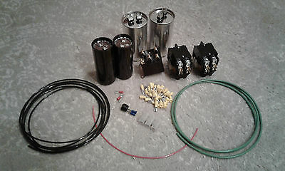 7.5hp Rotary Phase Converter Kit