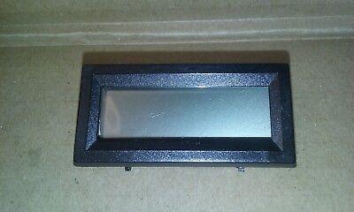 Used Acculex Dp-600 Lcd Digital Panel Meter