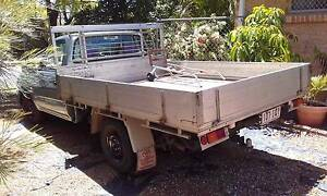 Man and his Ute for hire $35 p/hr. Pensioner discounts available Victoria Point Redland Area Preview