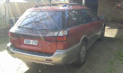2001 Subaru Outback Wagon, Urgent Sale Rye Mornington Peninsula Preview