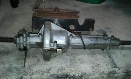 Gearbox for a ride on lawnmower Tumut Tumut Area Preview