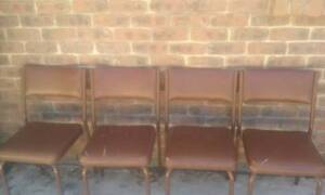 Kitchen chairs Cherryville Adelaide Hills Preview