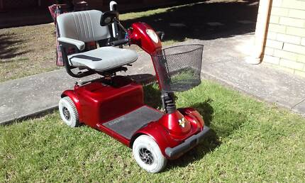 Electric Scooter mobility 4 wheel, Checked out only $700.00 great