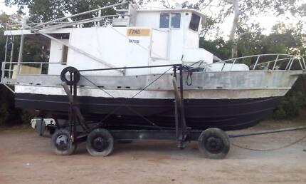 F.V JESKEEMAR FISHING VESSEL $55,000