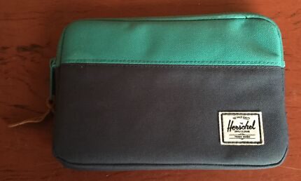 Herschel Anchor iPad mini Sleeve - Navy/Teal