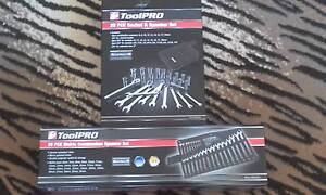 Tool pro 25 PCE Metric combination spanner set Caboolture South Caboolture Area Preview