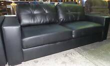 3 AND 2 SEATER IN BLACK VINYL Thebarton West Torrens Area Preview