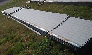 49 SHEETS OF GALV ROOFING IRON $150 Acton Burnie Area Preview