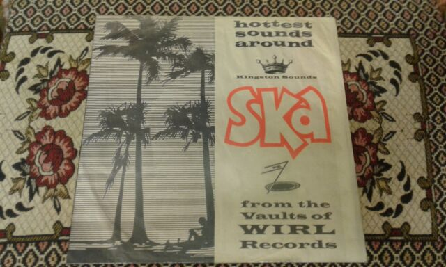 Ska From The Vaults OF WIRL Records  , New LP Kingston Sounds KSLP056