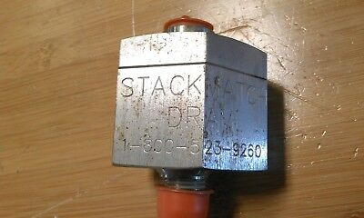 Stackmatch Dram Fire Ignition Control Check Valve 12 Inch Npt Ports