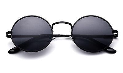 Hippies Glasses (John Lennon Style Sunglasses Round Retro vintage style 60s 70s hippie)