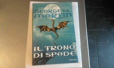 GEORGE R.R.MARTIN-IL TRONO DI SPADE-1aED-MONDADORI