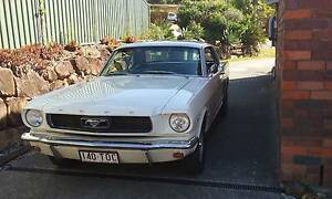 1966 Ford Mustang Coupe Bundall Gold Coast City Preview