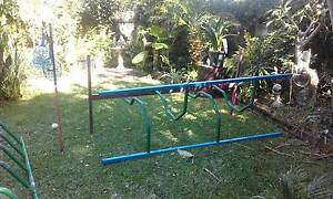 """KIDS """" PLAYGROUND EQUIPMENT """"- JUNGLE GYM Rochedale Brisbane South East Preview"""