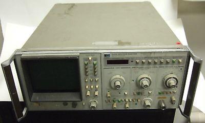 Hp 8569b Microwave Spectrum Analyzer 10mhz To 22 Ghz Rf - As-is