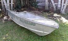 Aluminium dinghy The Narrows Darwin City Preview