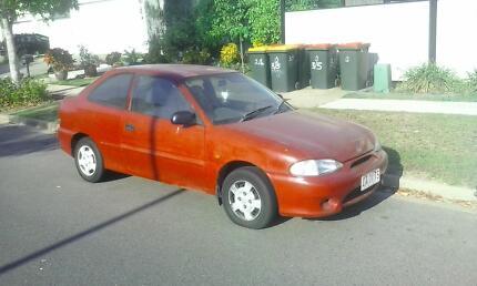 1999 Hyundai Excel Bayview Darwin City Preview