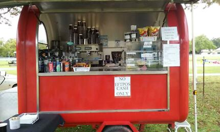 Mobile Coffee Trailer Stroud Great Lakes Area Preview