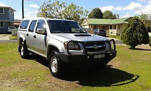 Holden Colorado LX 2009  4x4 Auto 3.0L Turbo Diesel Ute Holsworthy Campbelltown Area Preview
