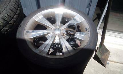 Holden Astra 17 inch rims