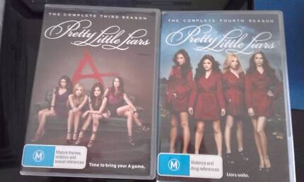 Pretty Little Liars Season 3 and 4 Gowanbrae Moreland Area Preview