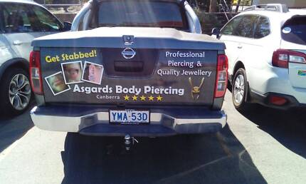 Asgards Body Piercing.