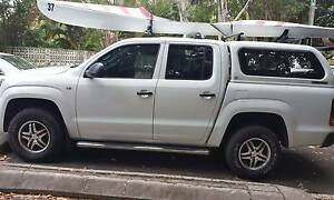 2011 Volkswagen Amarok Dual Cab Ute Tradies Vehicle 4WD Trinity Beach Cairns City Preview