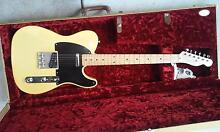 Fender Telecaster '52 American (Pure) Vintage Reissue Brisbane South West Preview