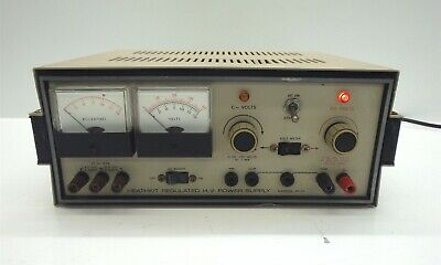 Heathkit Ip-17 Regulated High Voltage Power Supply