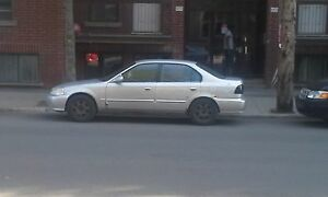 Honda Civic 2000 Berline b20crv vtec 2000$ nego