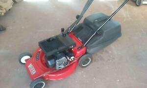 Victa Corvette Lawn Mower with Catcher