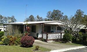 Permanent caravan and fixed annex. Water views Nambucca Heads Nambucca Area Preview