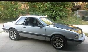 1987 Ford Mustang lx Coupe (2 door)
